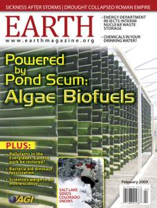 Earth Magazine – February 2009