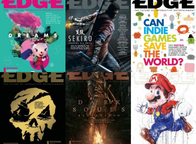 Edge – 2018 Full Year Issues Collection