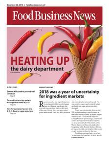 Food Business News - 25 December 2018