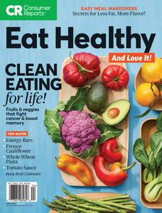 How to Eat Healthy and Love it, Too! – April 2019
