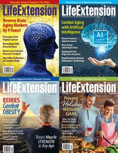 Life Extension Magazine - 2018 Full Year Collection
