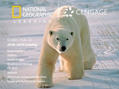 National Geographic Learning Grades PreK–12 (2018-2019 Catalog)