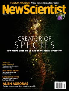 New Scientist – 12 January 2013