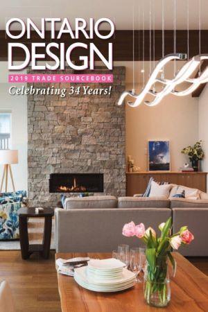 Ontario Design – Trade Sourcebook 2019