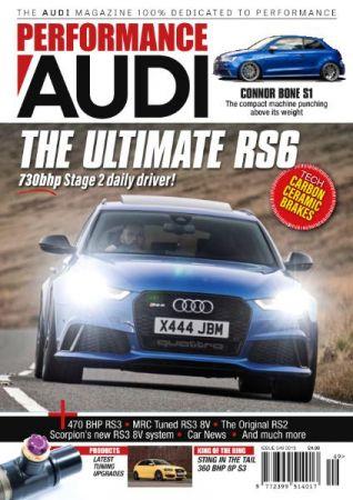 Performance Audi – Issue 49 – February 2019