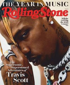 Rolling Stone USA – January 01, 2019