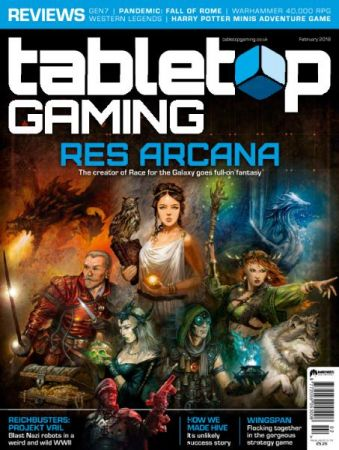 Tabletop Gaming – Issue 27 – February 2019