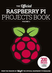 The Official Raspberry Pi Projects Book – Projects Book Vol2, 2016