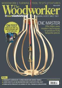 The Woodworker & Woodturner – March 2019
