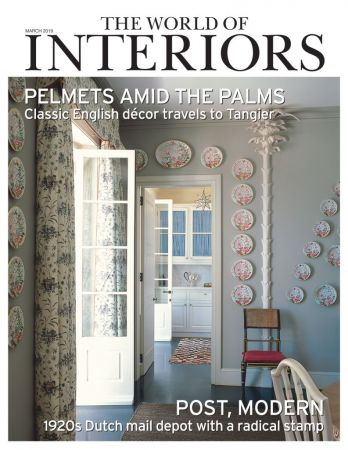 The World of Interiors – March 2019