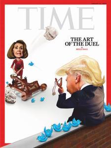 Time USA – January 21, 2019