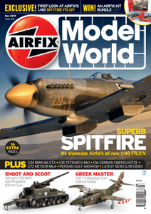 Airfix Model World - March 2019