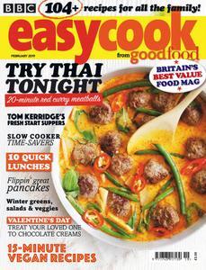 BBC Easy Cook UK – February 2019