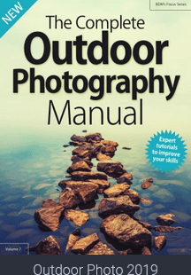 BDMs Series Outdoor Photography Complete Manual Vol. 7, 2019