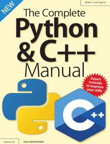 BDM's Series: Python & C++ Complete Manual Vol 28, 2019