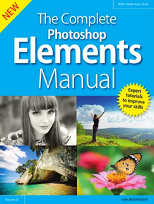 BDM's Series: The Complete Photoshop Elements Manual – 2019