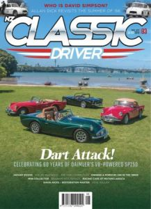 Classic Driver – March April 2019