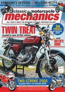 Classic Motorcycle Mechanics – March 2019