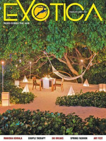 Exotica Magazine – February 2019