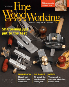 Fine Woodworking – April 2019