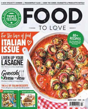 Food To Love – March 2019