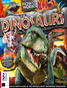 Future's Series: How It Works: Book of Dinosaurs 8th Edition, 2019
