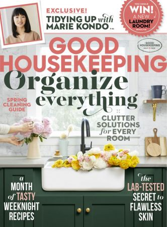 Good Housekeeping USA – March 2019