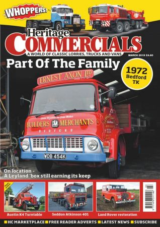 Heritage Commercials – March 2019