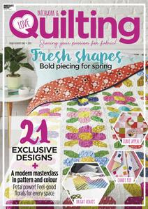 Love Patchwork & Quilting – June 2019