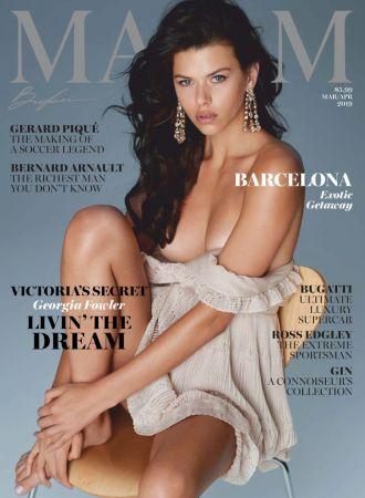 Maxim USA – March/April 2019