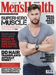 Men's Health Singapore – March 2019