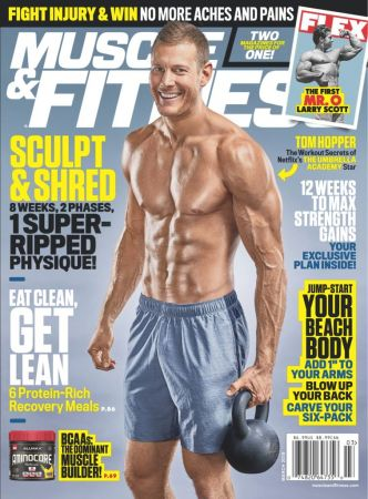 Muscle & Fitness USA – March 2019