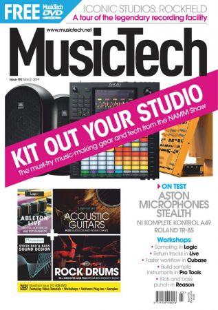 MusicTech – March 2019