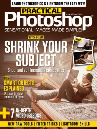 Practical Photoshop – March 2019