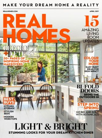 Real Homes – April 2019