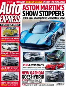 Auto Express – March 06, 2019