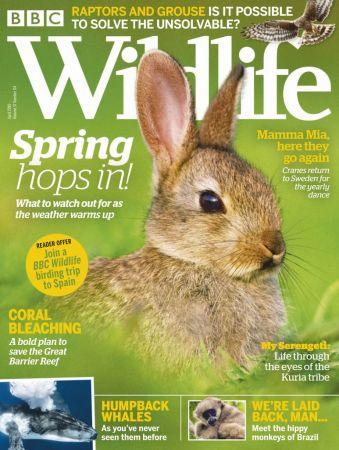 BBC Wildlife – April 2019