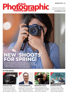 British Photographic Industry News – March 2019