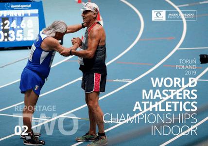 Camerapixo. World Masters Athletics - Toruń Poland No.2 2019