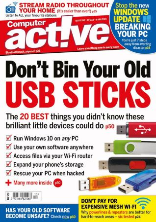 Computeractive – Issue 550, 27 March 2019