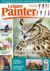Leisure Painter – May 2019