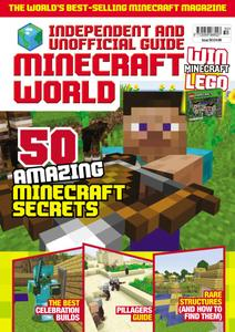 Minecraft World Magazine – May 2019