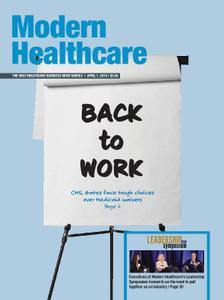 Modern Healthcare – April 01, 2019