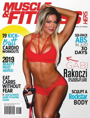 Muscle & Fitness Hers South Africa – March/April 2019