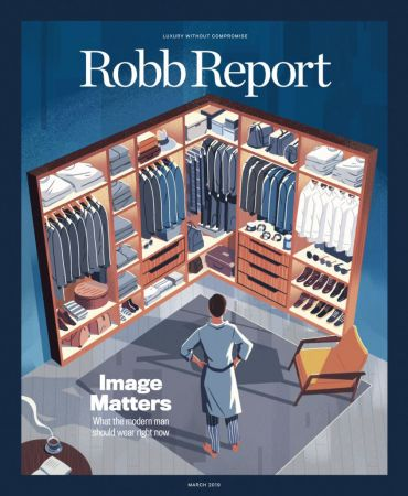 Robb Report USA – March 2019