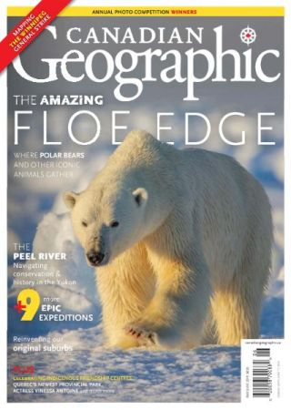 Canadian Geographic – May-June 2019