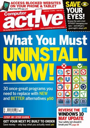 Computeractive – Issue 552, 24 April 2019