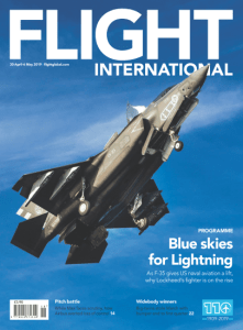 Flight International – 30, April 2019