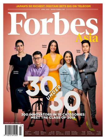 Forbes Asia – April 2019