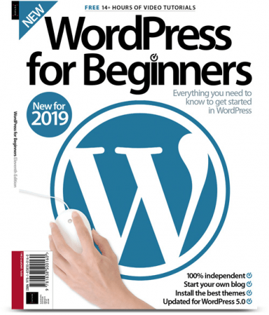 Future's Series: WordPress for Beginners, 11th Edition 2019